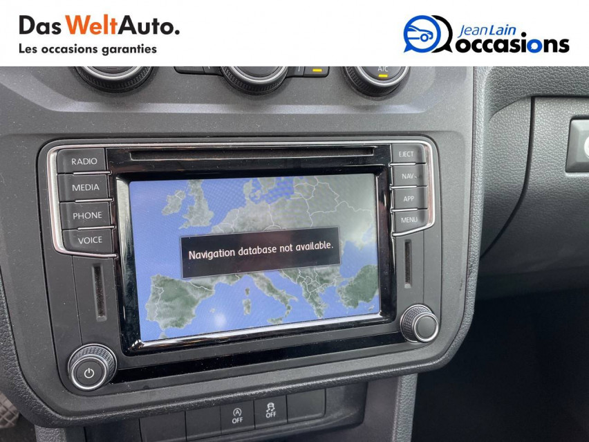 VOLKSWAGEN CADDY MAXI Caddy Maxi 2.0 TDI 102 Trendline 08/05/2019                                                      en vente à La Motte-Servolex - Image n°15