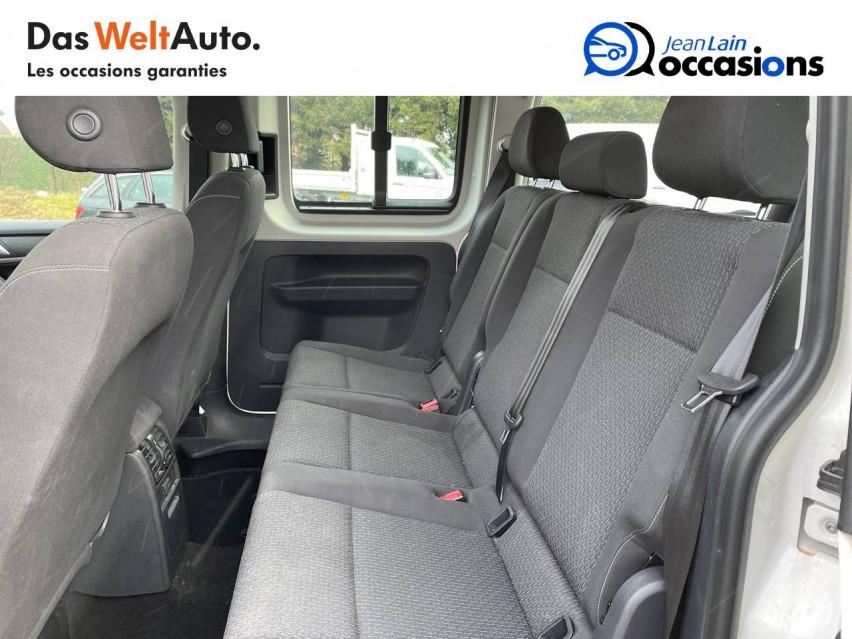 VOLKSWAGEN CADDY MAXI Caddy Maxi 2.0 TDI 102 Trendline 08/05/2019                                                      en vente à La Motte-Servolex - Image n°17