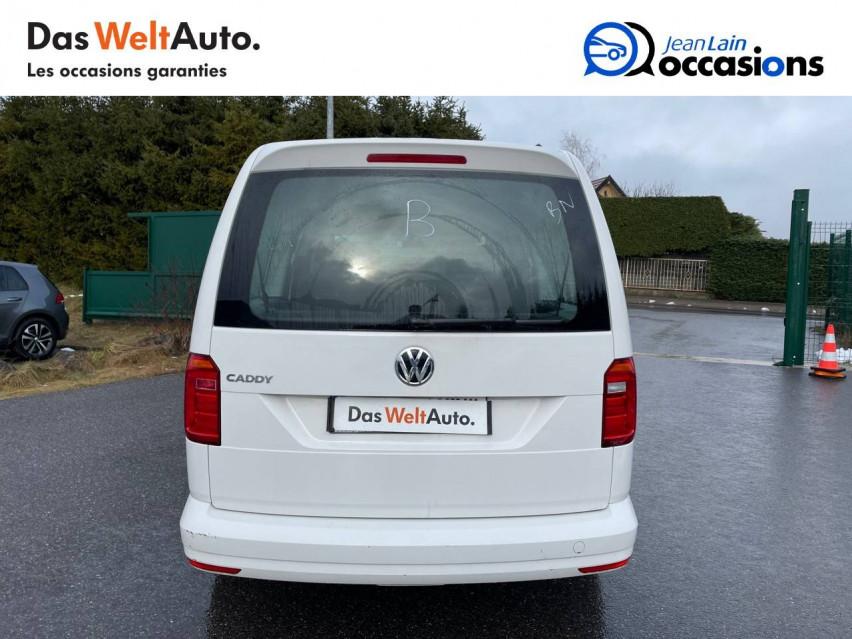 VOLKSWAGEN CADDY MAXI Caddy Maxi 2.0 TDI 102 Trendline 08/05/2019                                                      en vente à La Motte-Servolex - Image n°7