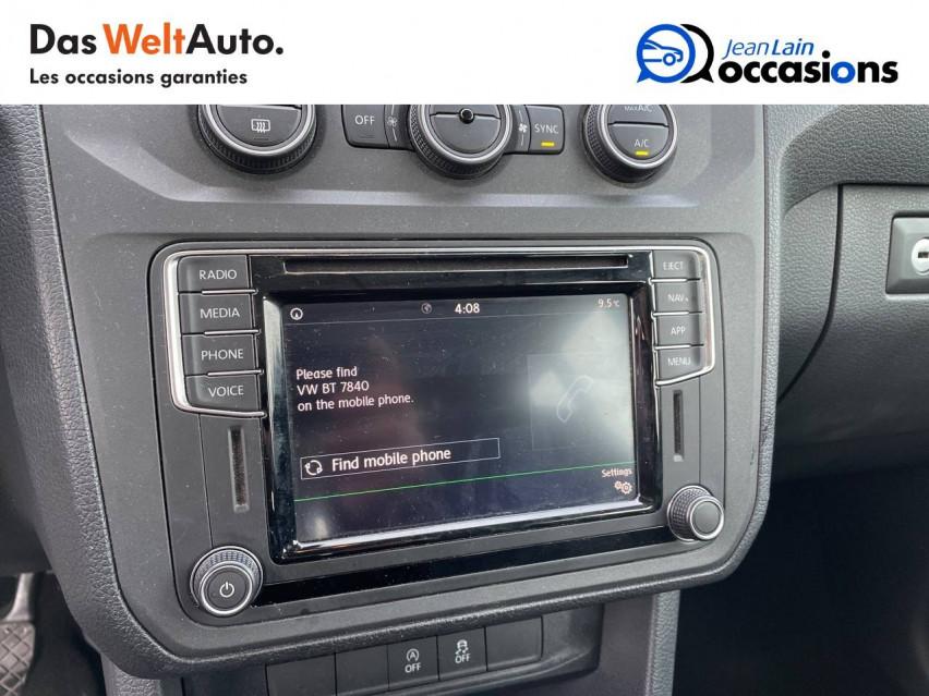 VOLKSWAGEN CADDY MAXI Caddy Maxi 2.0 TDI 102 Trendline 08/05/2019                                                      en vente à La Motte-Servolex - Image n°16