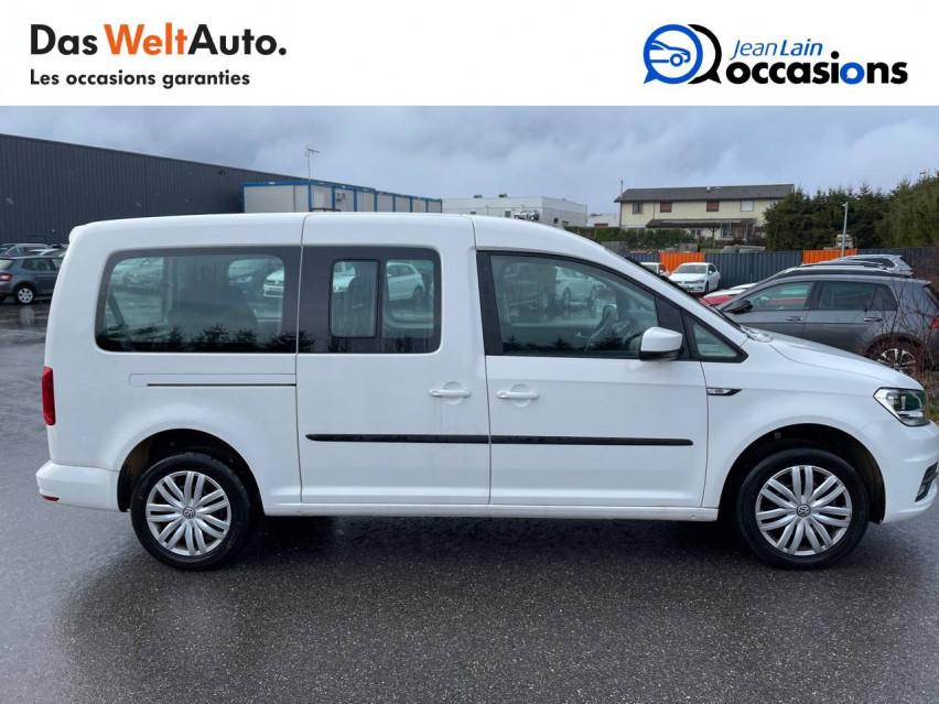 VOLKSWAGEN CADDY MAXI Caddy Maxi 2.0 TDI 102 Trendline 08/05/2019                                                      en vente à La Motte-Servolex - Image n°5