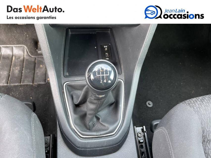 VOLKSWAGEN CADDY MAXI Caddy Maxi 2.0 TDI 102 Trendline 08/05/2019                                                      en vente à La Motte-Servolex - Image n°13