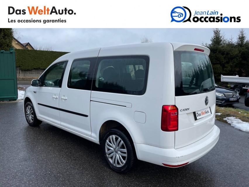 VOLKSWAGEN CADDY MAXI Caddy Maxi 2.0 TDI 102 Trendline 08/05/2019                                                      en vente à La Motte-Servolex - Image n°9