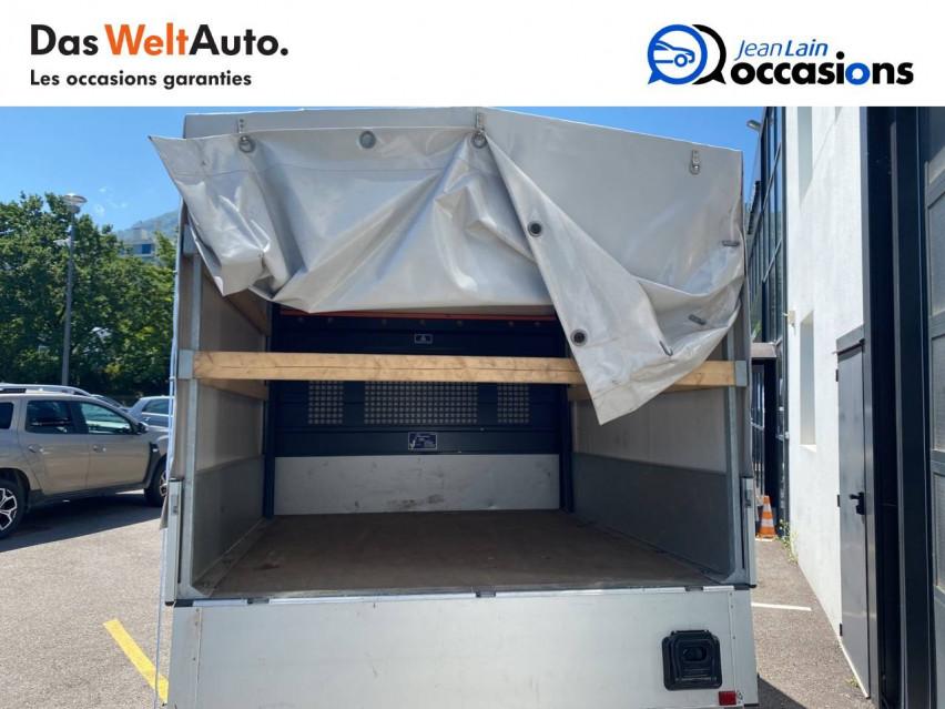 RENAULT MASTER CHASSIS DBLE CAB MASTER 2.3dCi  L2H1 3.5t 130CH 07/10/2019                                                      en vente à Seyssinet-Pariset - Image n°10