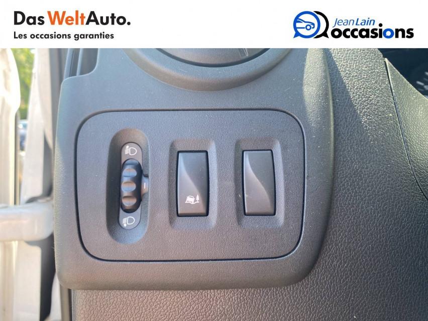 RENAULT MASTER CHASSIS DBLE CAB MASTER 2.3dCi  L2H1 3.5t 130CH 07/10/2019                                                      en vente à Seyssinet-Pariset - Image n°15