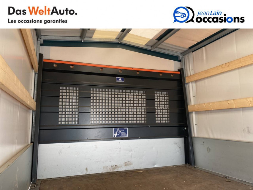 RENAULT MASTER CHASSIS DBLE CAB MASTER 2.3dCi  L2H1 3.5t 130CH 07/10/2019                                                      en vente à Seyssinet-Pariset - Image n°5