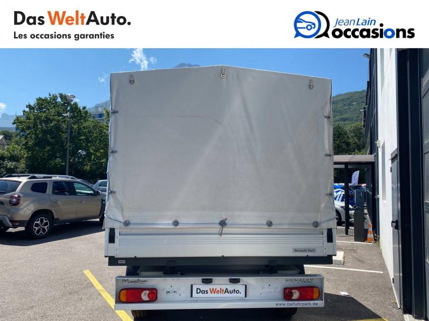 RENAULT MASTER CHASSIS DBLE CAB MASTER 2.3dCi  L2H1 3.5t 130CH 07/10/2019                                                      en vente à Seyssinet-Pariset - Image n°6