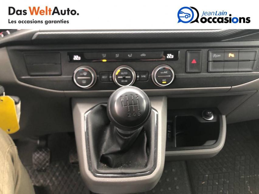 VOLKSWAGEN CARAVELLE Caravelle 2.0 TDI 150 BMT Longue BVM6 4Motion Confortline 28/12/2019                                                      en vente à Crolles - Image n°13