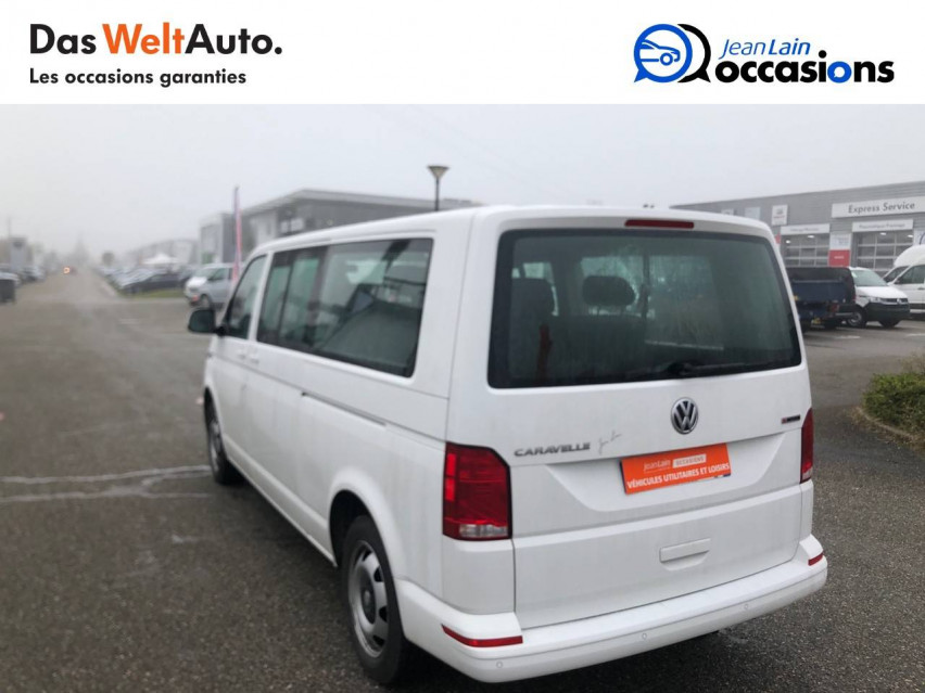 VOLKSWAGEN CARAVELLE Caravelle 2.0 TDI 150 BMT Longue BVM6 4Motion Confortline 28/12/2019                                                      en vente à Crolles - Image n°7