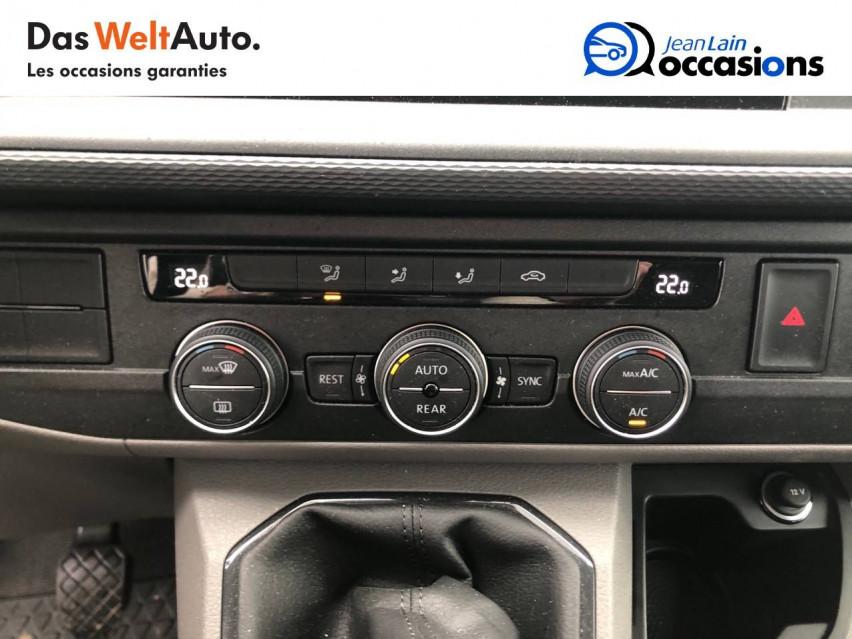 VOLKSWAGEN CARAVELLE Caravelle 2.0 TDI 150 BMT Longue BVM6 4Motion Confortline 28/12/2019                                                      en vente à Crolles - Image n°14