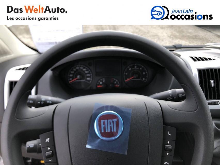 FIAT DUCATO CHASSIS CABINE EURO 6D-TEMP DUCATO CC MAXI 3.5 M 2.3 MJT 140 PACK 29/10/2020                                                      en vente à Tournon - Image n°13