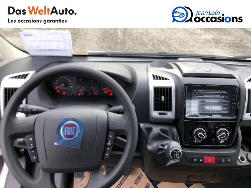 FIAT DUCATO CHASSIS CABINE EURO 6D-TEMP DUCATO CC MAXI 3.5 M 2.3 MJT 140 PACK 29/10/2020                                                      en vente à Tournon - Image n°12