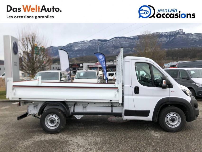 FIAT DUCATO CHASSIS CABINE EURO 6D-TEMP DUCATO CC MAXI 3.5 M 2.3 MJT 140 PACK 29/10/2020                                                      en vente à Tournon - Image n°4
