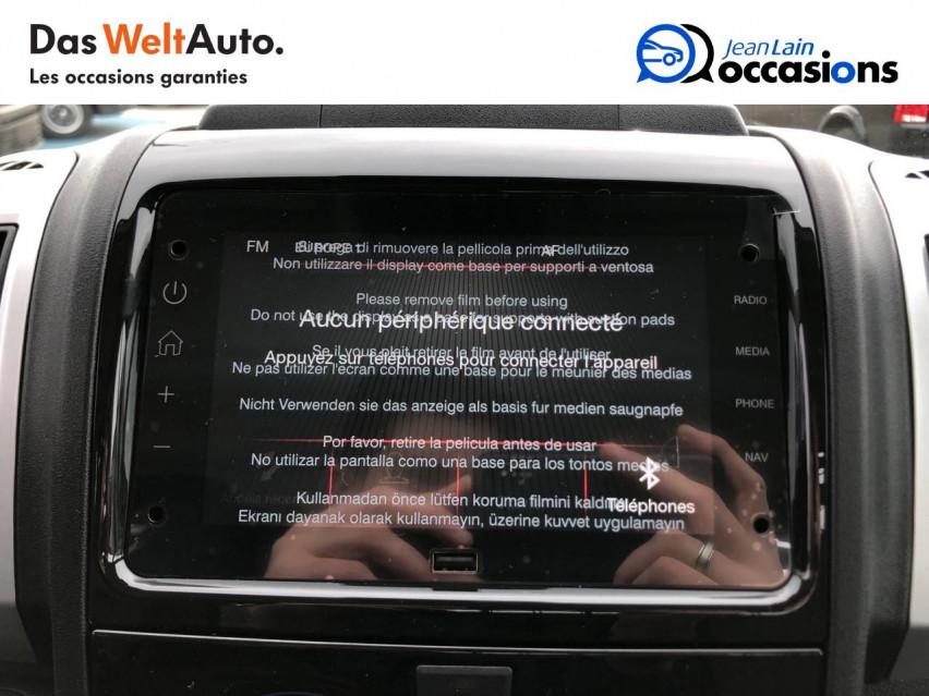 FIAT DUCATO CHASSIS CABINE EURO 6D-TEMP DUCATO CC MAXI 3.5 M 2.3 MJT 140 PACK 29/10/2020                                                      en vente à Tournon - Image n°18
