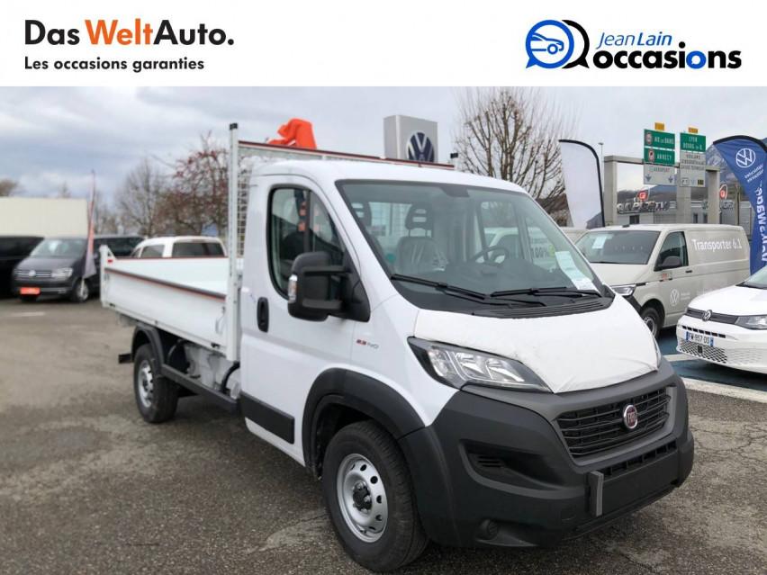 FIAT DUCATO CHASSIS CABINE EURO 6D-TEMP DUCATO CC MAXI 3.5 M 2.3 MJT 140 PACK 29/10/2020                                                      en vente à Tournon - Image n°3