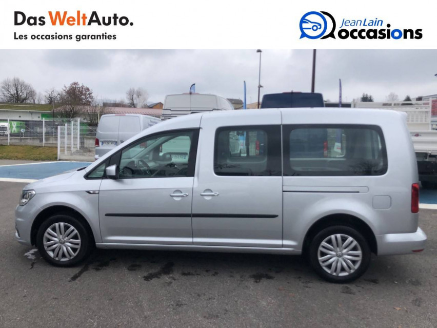 VOLKSWAGEN CADDY MAXI Caddy Maxi 2.0 TDI 102 Trendline 24/04/2019                                                      en vente à La Motte-Servolex - Image n°8