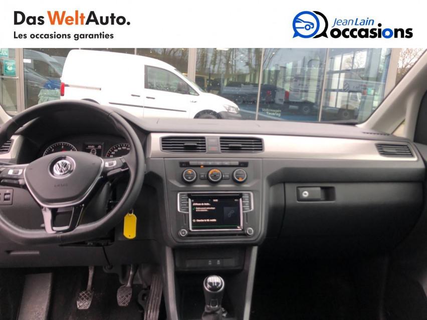 VOLKSWAGEN CADDY MAXI Caddy Maxi 2.0 TDI 102 Trendline 24/04/2019                                                      en vente à La Motte-Servolex - Image n°18
