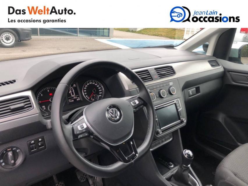 VOLKSWAGEN CADDY MAXI Caddy Maxi 2.0 TDI 102 Trendline 24/04/2019                                                      en vente à La Motte-Servolex - Image n°11