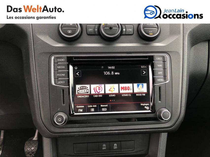 VOLKSWAGEN CADDY MAXI Caddy Maxi 2.0 TDI 102 Trendline 24/04/2019                                                      en vente à La Motte-Servolex - Image n°15