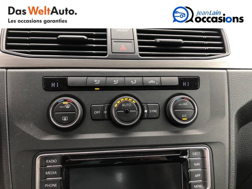 VOLKSWAGEN CADDY MAXI Caddy Maxi 2.0 TDI 102 Trendline 24/04/2019                                                      en vente à La Motte-Servolex - Image n°14