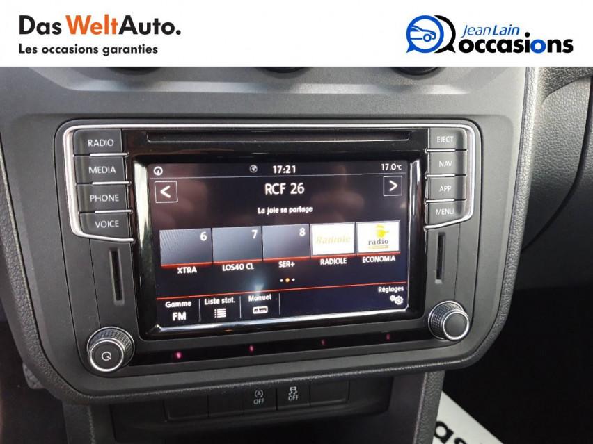 VOLKSWAGEN CADDY MAXI Caddy Maxi 2.0 TDI 102 Trendline 13/05/2019                                                      en vente à Chatuzange-le-Goubet - Image n°15