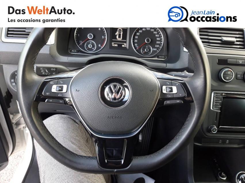 VOLKSWAGEN CADDY MAXI Caddy Maxi 2.0 TDI 102 Trendline 13/05/2019                                                      en vente à Chatuzange-le-Goubet - Image n°12