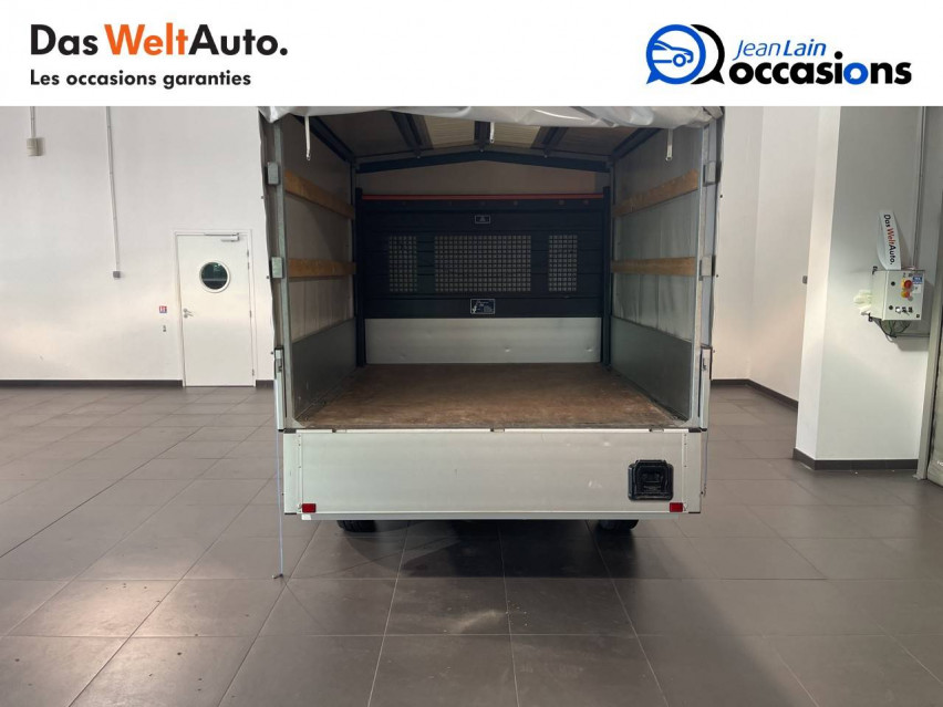 RENAULT MASTER CHASSIS DBLE CAB MASTER 2.3dCi  L2H1 3.5t 130CH 30/08/2019                                                      en vente à Seynod - Image n°10