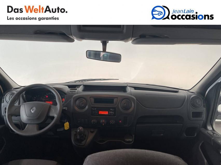RENAULT MASTER CHASSIS DBLE CAB MASTER 2.3dCi  L2H1 3.5t 130CH 30/08/2019                                                      en vente à Seynod - Image n°18