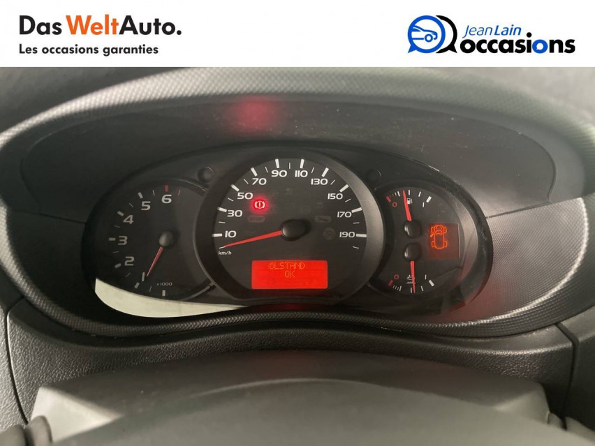 RENAULT MASTER CHASSIS DBLE CAB MASTER 2.3dCi  L2H1 3.5t 130CH 30/08/2019                                                      en vente à Seynod - Image n°15