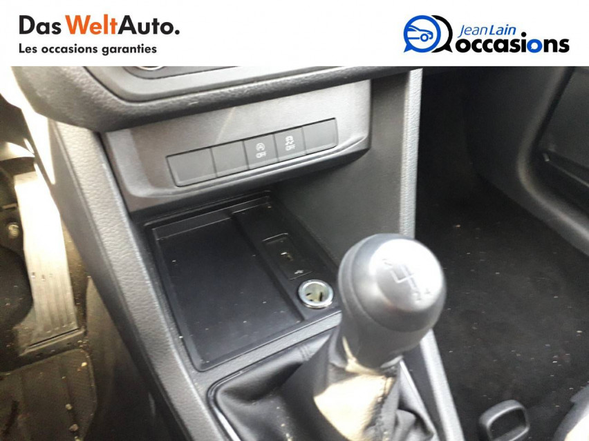 VOLKSWAGEN CADDY Caddy PRO COMBI 2.0 TDI 102 18/01/2019                                                      en vente à Sallanches - Image n°13