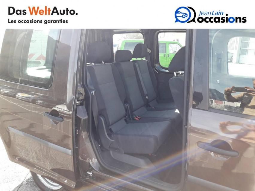 VOLKSWAGEN CADDY Caddy PRO COMBI 2.0 TDI 102 18/01/2019                                                      en vente à Sallanches - Image n°17