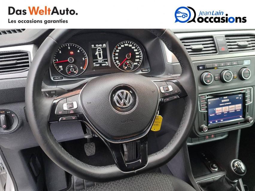 VOLKSWAGEN CADDY MAXI Caddy Maxi 2.0 TDI 102 Trendline 31/05/2019                                                      en vente à Bellegarde - Image n°12