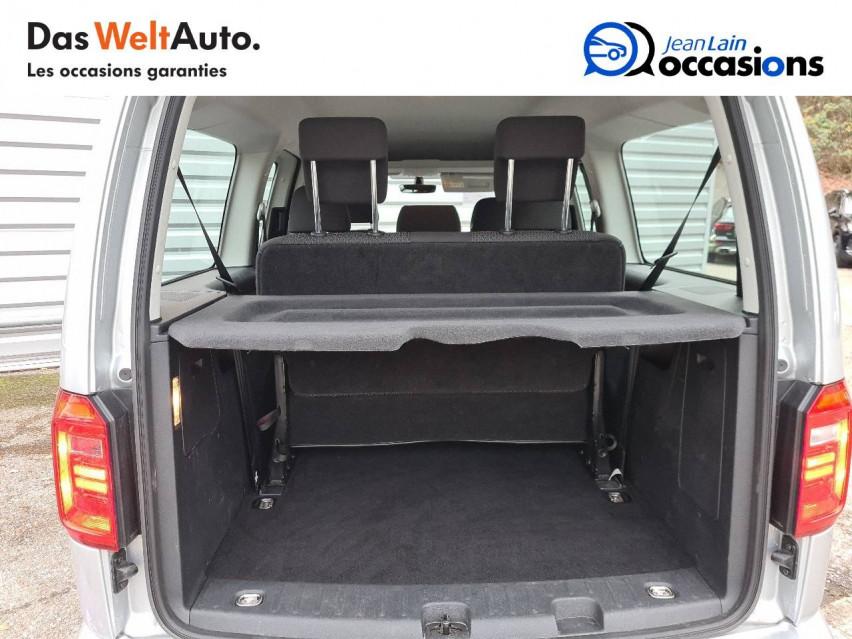 VOLKSWAGEN CADDY MAXI Caddy Maxi 2.0 TDI 102 Trendline 31/05/2019                                                      en vente à Bellegarde - Image n°10