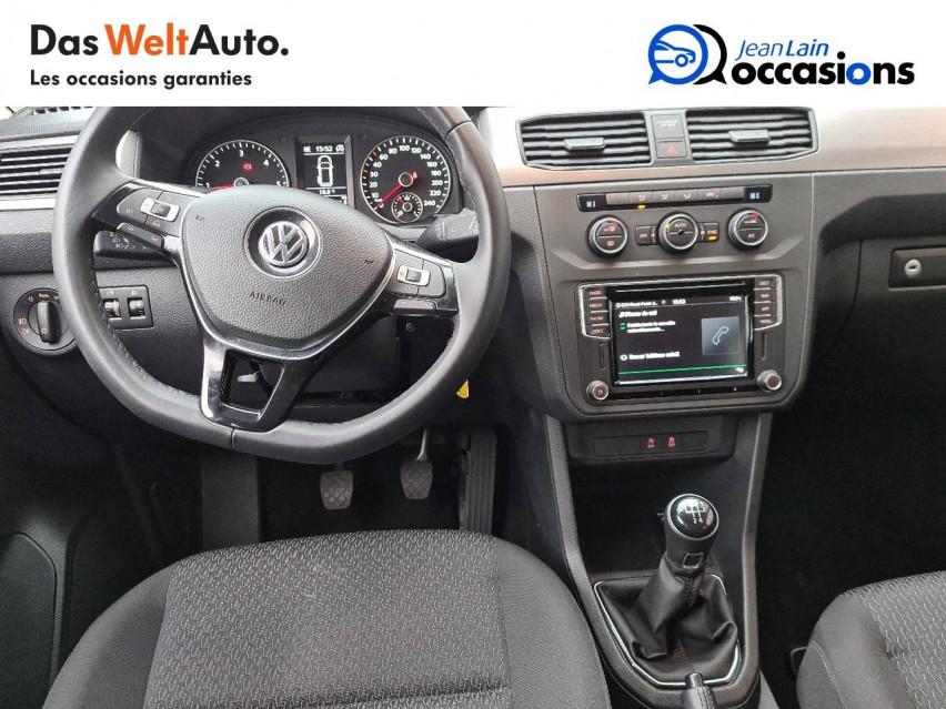VOLKSWAGEN CADDY MAXI Caddy Maxi 2.0 TDI 102 Trendline 31/05/2019                                                      en vente à Bellegarde - Image n°18