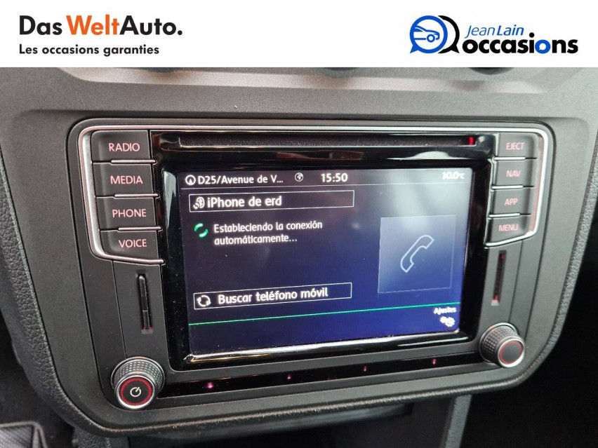 VOLKSWAGEN CADDY MAXI Caddy Maxi 2.0 TDI 102 Trendline 31/05/2019                                                      en vente à Bellegarde - Image n°16