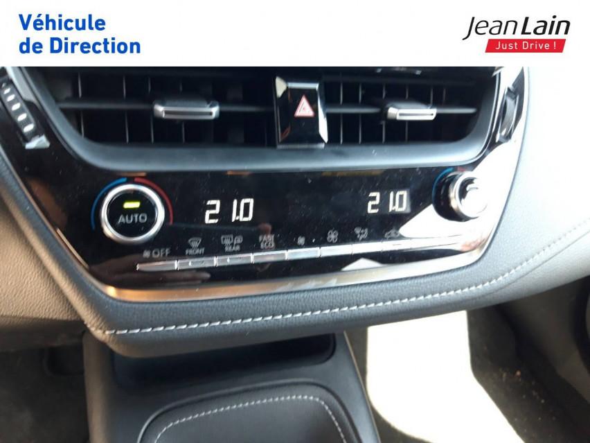 TOYOTA COROLLA HYBRIDE MY21 Corolla Hybride 122h Design 24/02/2021                                                      en vente à Valence - Image n°14
