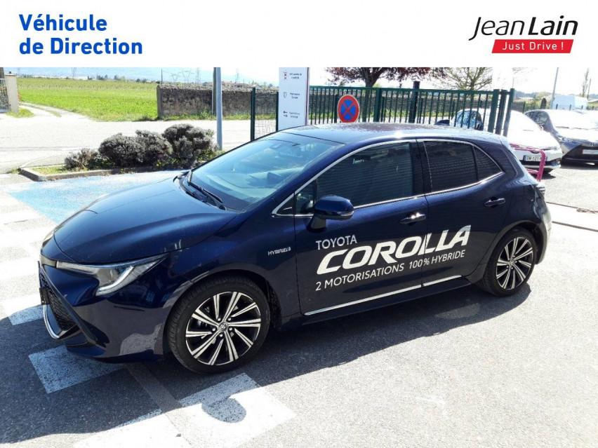 TOYOTA COROLLA HYBRIDE MY21 Corolla Hybride 122h Design 24/02/2021                                                      en vente à Valence - Image n°1