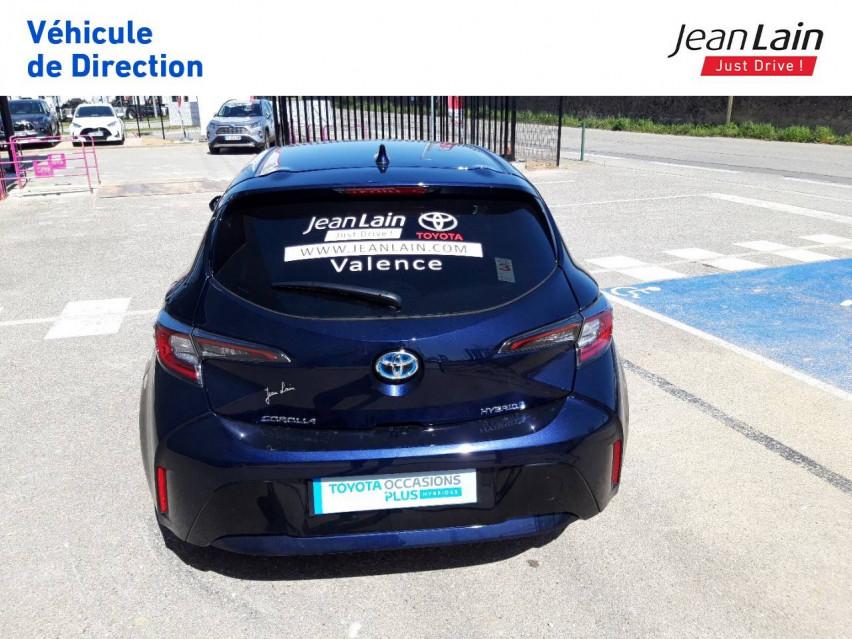 TOYOTA COROLLA HYBRIDE MY21 Corolla Hybride 122h Design 24/02/2021                                                      en vente à Valence - Image n°6