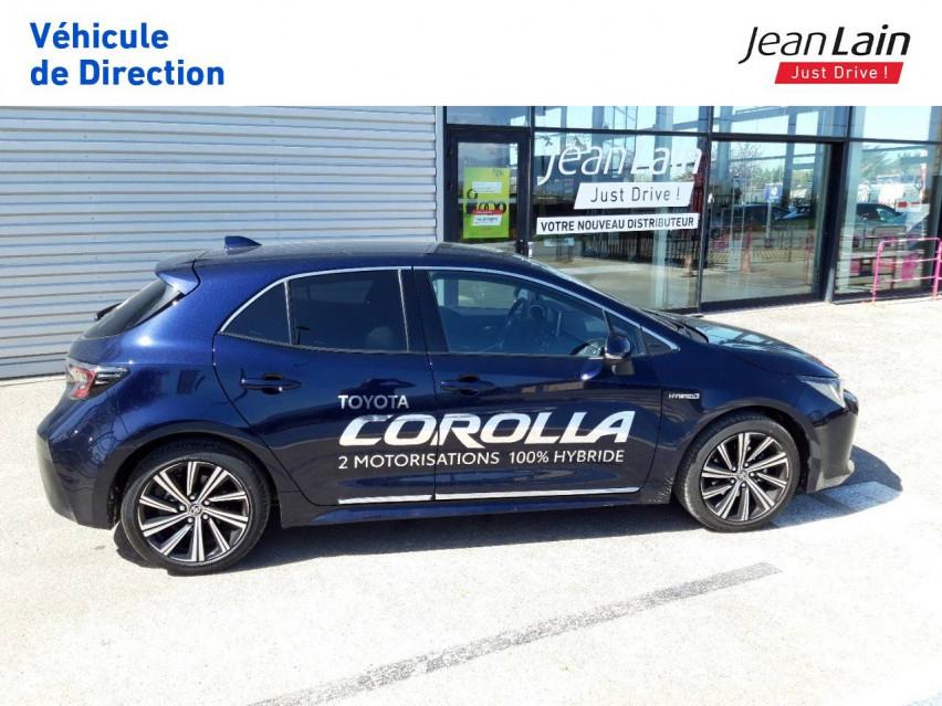 TOYOTA COROLLA HYBRIDE MY21 Corolla Hybride 122h Design 24/02/2021                                                      en vente à Valence - Image n°4
