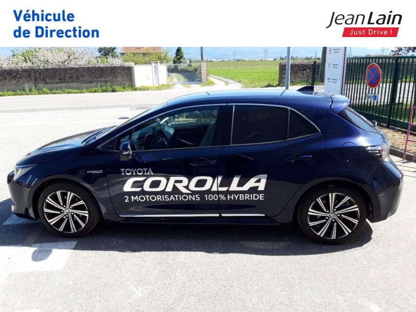 TOYOTA COROLLA HYBRIDE MY21 Corolla Hybride 122h Design 24/02/2021                                                      en vente à Valence - Image n°8