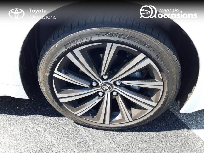 TOYOTA COROLLA TOURING SPORTS HYBRIDE MY21 Corolla Touring Sports Hybride 122h Design 11/06/2021                                                      en vente à Valence - Image n°9
