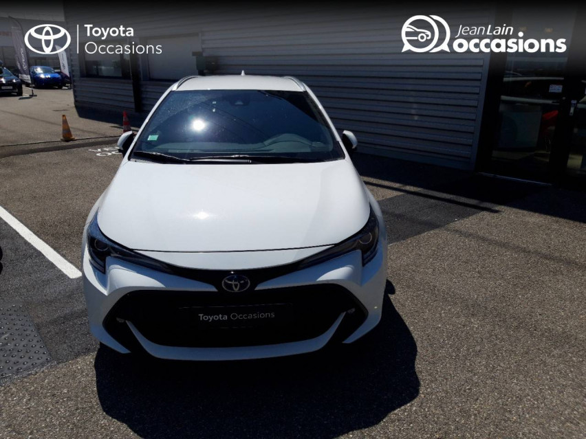 TOYOTA COROLLA TOURING SPORTS HYBRIDE MY21 Corolla Touring Sports Hybride 122h Design 11/06/2021                                                      en vente à Valence - Image n°2