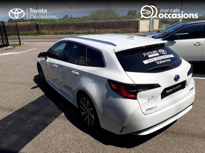 TOYOTA COROLLA TOURING SPORTS HYBRIDE MY21 Corolla Touring Sports Hybride 122h Design 11/06/2021                                                      en vente à Valence - Image n°7