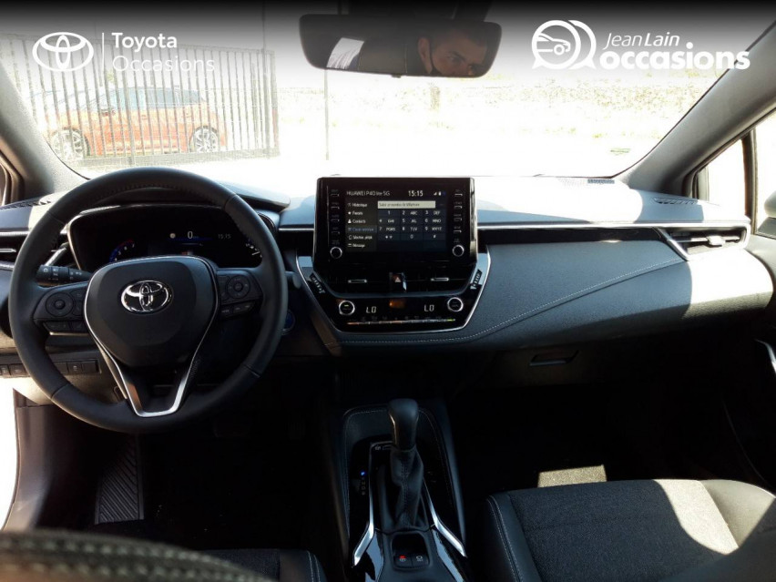 TOYOTA COROLLA TOURING SPORTS HYBRIDE MY21 Corolla Touring Sports Hybride 122h Design 11/06/2021                                                      en vente à Valence - Image n°18