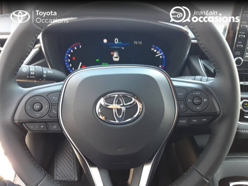 TOYOTA COROLLA TOURING SPORTS HYBRIDE MY21 Corolla Touring Sports Hybride 122h Design 11/06/2021                                                      en vente à Valence - Image n°12