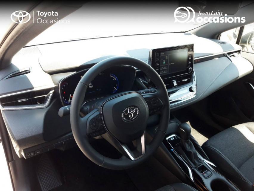 TOYOTA COROLLA TOURING SPORTS HYBRIDE MY21 Corolla Touring Sports Hybride 122h Design 11/06/2021                                                      en vente à Valence - Image n°11