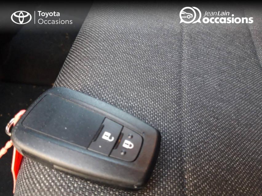 TOYOTA COROLLA TOURING SPORTS HYBRIDE MY21 Corolla Touring Sports Hybride 122h Design 11/06/2021                                                      en vente à Valence - Image n°19
