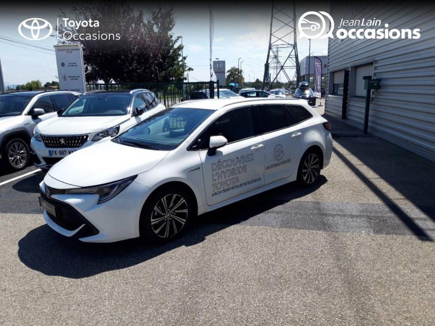 TOYOTA COROLLA TOURING SPORTS HYBRIDE MY21 Corolla Touring Sports Hybride 122h Design 11/06/2021                                                      en vente à Valence - Image n°1