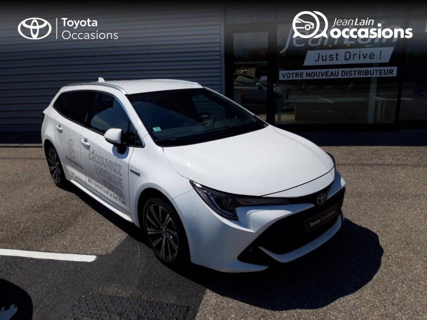 TOYOTA COROLLA TOURING SPORTS HYBRIDE MY21 Corolla Touring Sports Hybride 122h Design 11/06/2021                                                      en vente à Valence - Image n°3