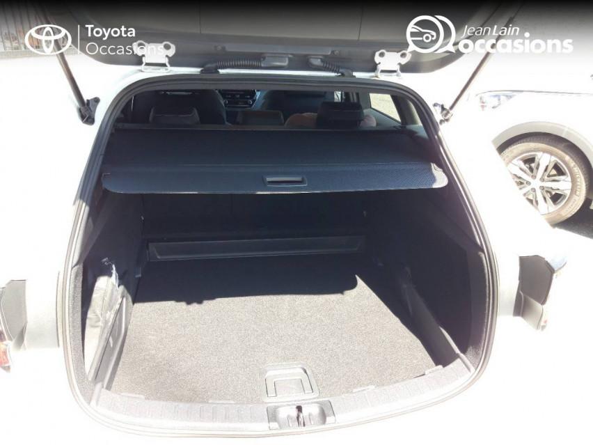 TOYOTA COROLLA TOURING SPORTS HYBRIDE MY21 Corolla Touring Sports Hybride 122h Design 11/06/2021                                                      en vente à Valence - Image n°10